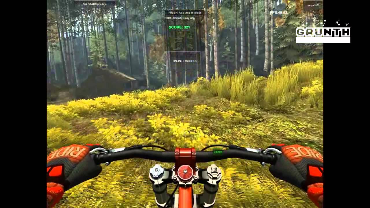 mtb freeride gameplay