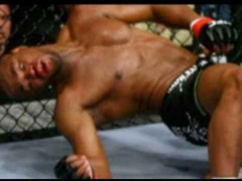 Knockout Of Rashad Evans By Lyoto Machida Youtube