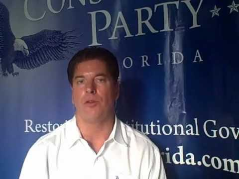 9/11 : A Sincere Message from Constitution Party of Florida