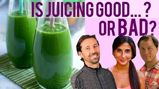 Is Juicing Healthy? Should You Drink Juice? Learn from Experts