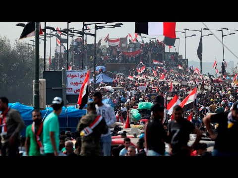 More than 250 killed amid Iraq anti-government protests