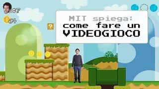 MIT spiega: Come Fare Un Videogioco