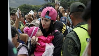 'We really don't have a future': Crisis and scarcity drive Venezuelans to flee
