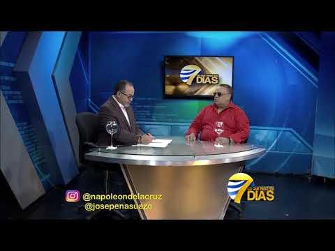 Lo Que Paso en 7 Dias  - Entrevista a Jose Virgilio Pena Suazo - Bloque 1