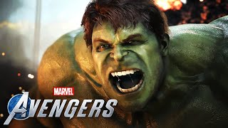 "Marvel's Avengers - Official 4K Cinematic Gameplay Trailer | ""Embrace Your Powers"""
