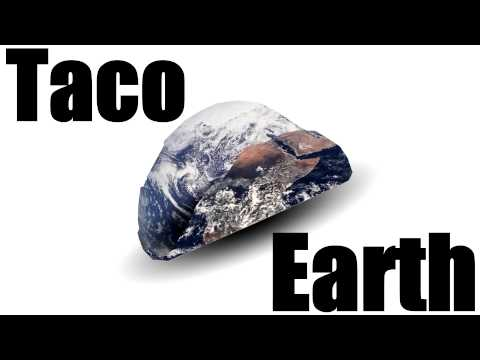 Taco Earth - Flat earthers surrender and take their disc home! thumbnail