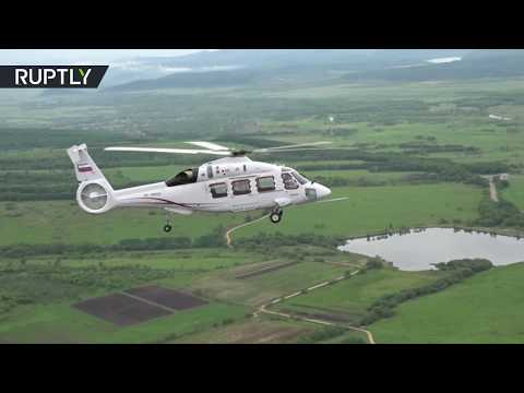 New Ka-62 copter conducts 1st flight near Moscow