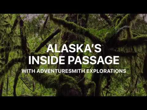 Alaska's Inside Passage by Alison Abbott