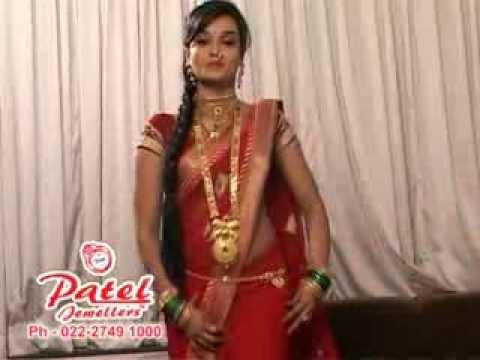 PATEL Jewellers Panvel Marathi Ad 2