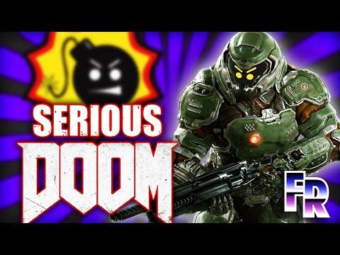 Serious Sam's Impressive DOOM Port | Serious DOOM