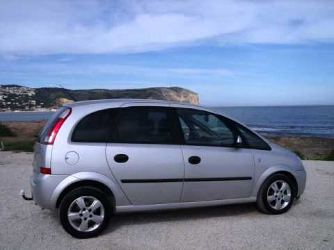 opel meriva 1 7 cdti enjoy air con mpv for sale in spain 7 995 youtube. Black Bedroom Furniture Sets. Home Design Ideas