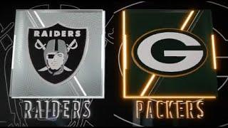 Madden 20 Simulation - Oakland Raiders vs Green Bay Packers - Simulation Nation