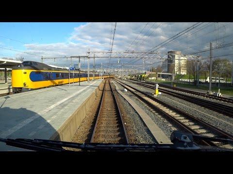 CABVIEW HOLLAND Amersfoort - Leeuwarden VIRM 2017