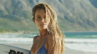 Alana Blanchard Malibu #EpicSlowMo With The Fat Jewish & beach babes