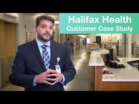 Halifax Health: Better Communication for Better Patient Care