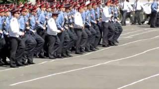 вч 3792 Марш и Гимн ВВ МВД РФ