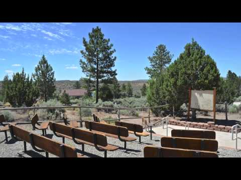 Echo Canyon State Park Campground Tour Nevada Campground