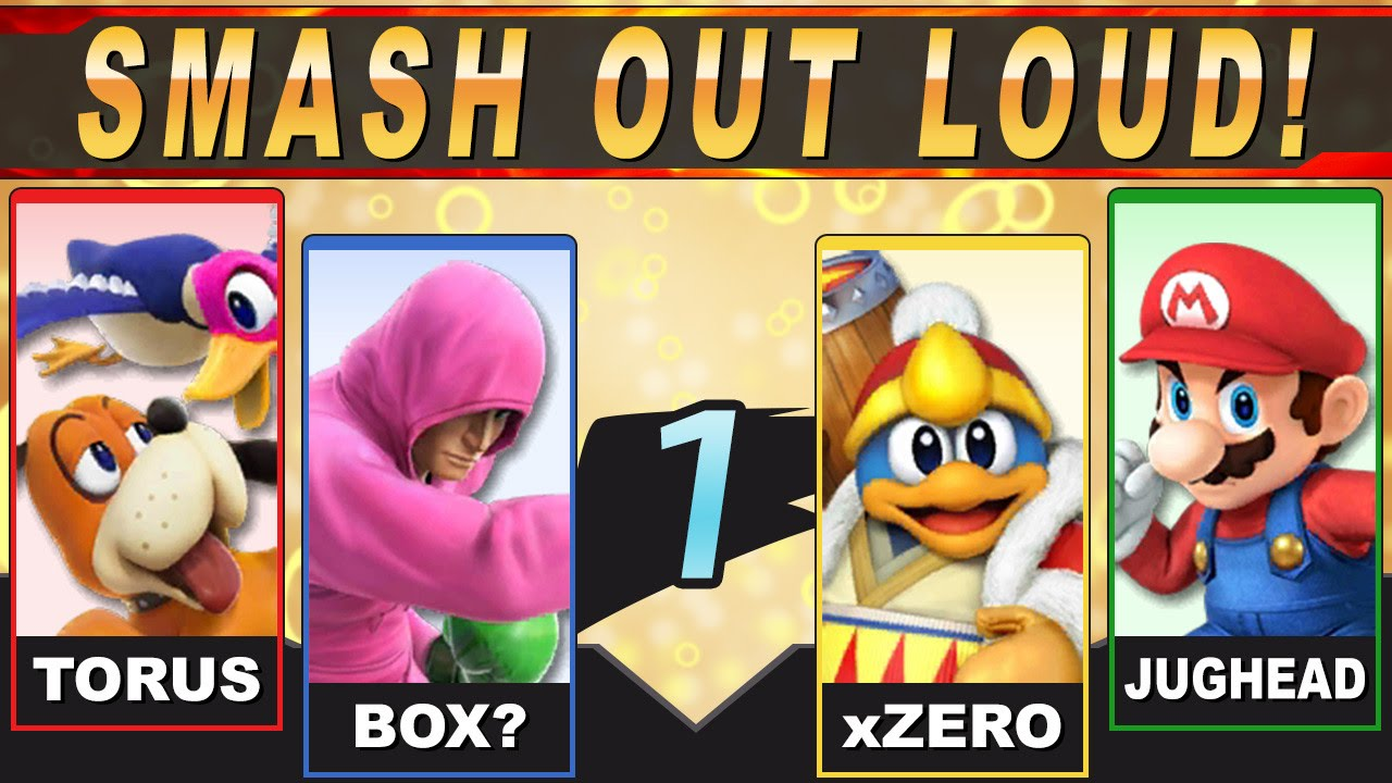 Super Smash Bros For Wii U Smash Out Loud Episode 1