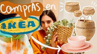 ¿Qué Compramos en IKEA? Pintamos Macetas♡Trillizas | Triplets