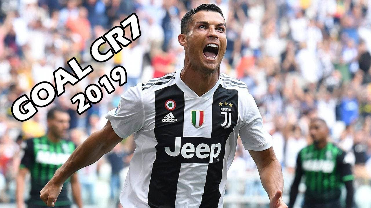 Download All Goals and Assists CR7 In Juventus 2018/2019 #1