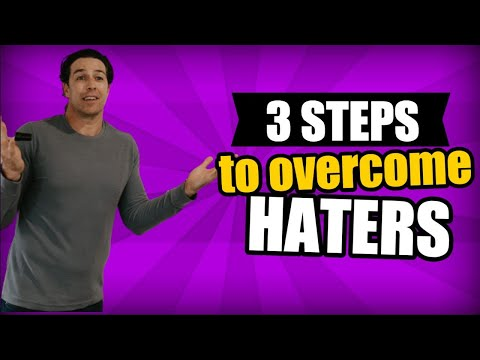Network Marketing Tips – How to Deal with HATERS in Your Network Marketing Business!