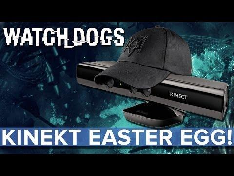 Watch Dogs - Kinect Easter Egg - Eurogamer