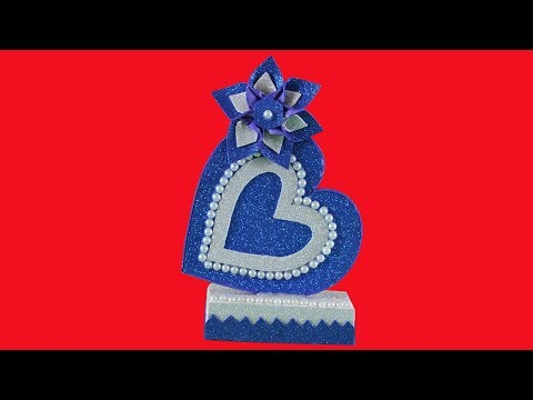How to Make a Love Card For Loved Ones - Love You Card Ideas (Handicrafts) || EASSY LIFE