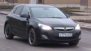 Opel Astra J 1,6 Turbo