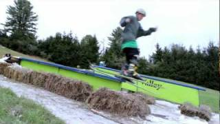 Rail Jam 2011 - Lost Valley Ski Resort - Auburn, Maine - Skiing and Snowboarding