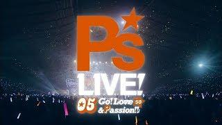 「P's LIVE!05 Go! Love&Passion!!」15秒TVSPOT 竹達彩奈ver.