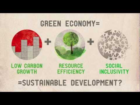 Green Economy and Sustainable Development: Bringing Back the