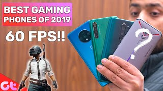 BEST GAMING PHONES FROM 10000 to 50000 For 2019 | No #1 For Gamers? | GT Hindi