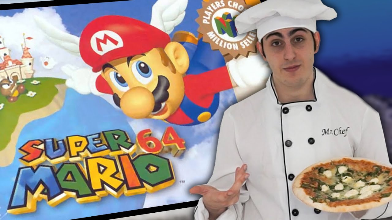 Mario 64 - Das unkritisierbare Spiel   FireBro