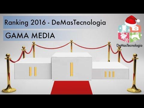 Ranking 2016 - Mejor Celular Gama Media - Español Perú