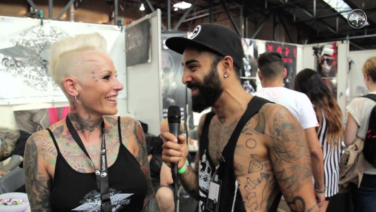 Interview mit Alex van Hell auf der Berliner Tattoo