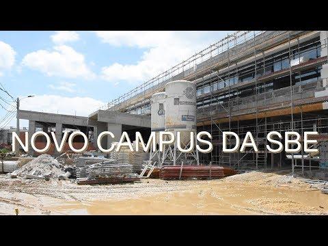 FUI AO NOVO CAMPUS DA NOVA SBE - CARCAVELOS