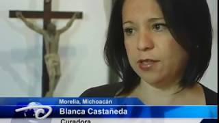 Morelia, Mich.- Museo de Arte Colonial de Morelia Hogar de los cristos de pasta de caña