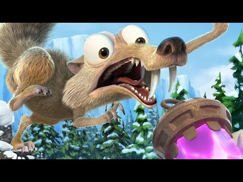 Ice Age Scrat's Nutty Adventure Full Gameplay with ENDING