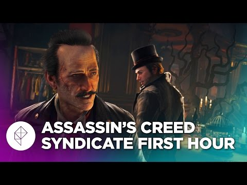 Assassin's Creed Syndicate has a fantastic first hour