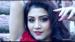 Red Saree Hot Photo shoot _model: Sudipa Out Door Photo Shoot #Pink_Heart_Entertainment # Episode 41