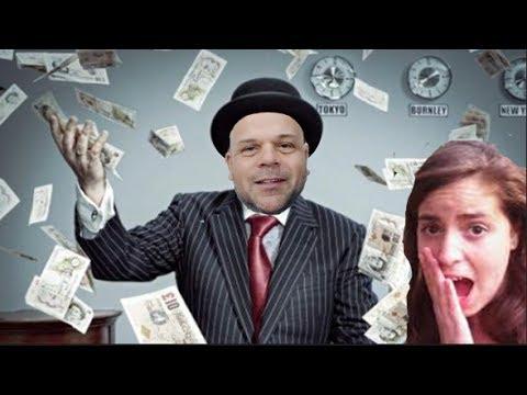 "Henya Mania  - ""He's A Fat Banker Chasing Vegan Cash"" - Unmasking Raw Till 4 Vegans"