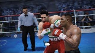 Fight Night Champion - Mike Tyson vs. Antonio Chavez | PS3 Gameplay