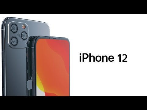 iPhone 12 Pro 2020 Trailer Concept Design Official introduction !