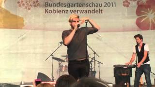 Daniel Schuhmacher - LIKE A SONG IN YOUR HEAD @ Koblenz