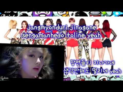 TWICE (트와이스) - Like OOH-AHH (OOH-AHH하게) (Karaoke/Instrumental)