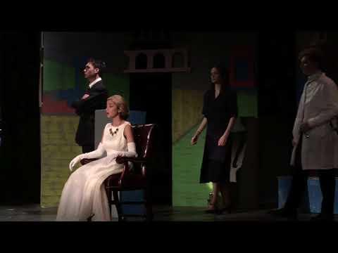 Kingston High School Production of Evita