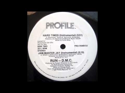 Run-Dmc - Jam-Master Jay (Instrumental) [HD]