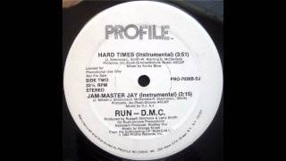 Run-Dmc - Jam-Master Jay (Instrumental) [HD]