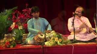 MERU Concert - Ronu Majumdar - Bansuri flute, Krishna Bhajan