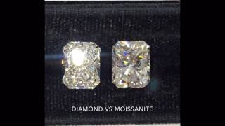 Diamond Vs Moissanite: